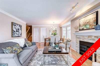 Lower Lonsdale Townhouse for sale:  3 bedroom 1,658 sq.ft. (Listed 2019-05-14)