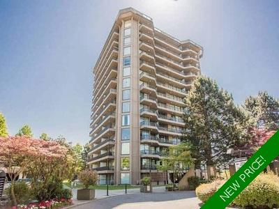 Vancouver Heights Condo for sale:  2 bedroom 864 sq.ft. (Listed 2019-02-25)