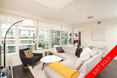 Mount Pleasant VE Condo for sale:  1 bedroom 696 sq.ft. (Listed 2019-09-20)