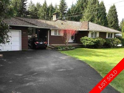 Lynn Valley House/Single Family for sale:  4 bedroom 2,474 sq.ft. (Listed 2020-06-09)